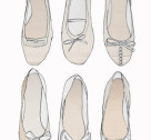 Fashionable Fact: The Ballet Flat