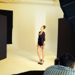 Chic Peek: Paper Crown Spring 2012 Lookbook Shoot
