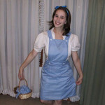 DIY Halloween: Dorothy Costume