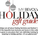Holiday Special: My Revolve Gift Boutique