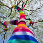 Creative Coolness: Yarn Bombing!