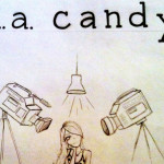 L.A. Candy: Behind the Cover
