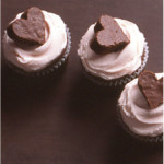 Recipe Box: Brownie Heart Cupcakes