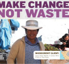 Eco Chic: Make Change, Not Waste