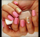 Chic of the Week: Stacy's Nifty Nails