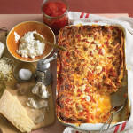 Recipe Box: Classic Cheese Lasagna