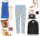 FabSugar: How to Style Your Spring Staples