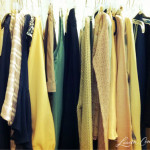 Inspired Idea: Closet Coloring
