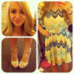 Chic of the Week: Kellie's New Spring Outfit