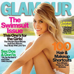 Here & There: My Glamour Cover