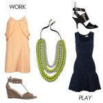FabSugar: How to Style Neon Accessories