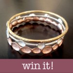 Giveaway: Win a Trio of Chic Bangles!