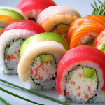 Ladylike Laws: Sushi Etiquette