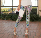 How To Wear: Printed Pants