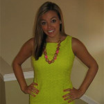 Chic of the Week: Jaclyn's Neon Knockout