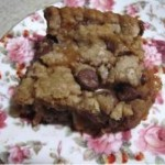 Sweet Tooth: Amy's Salted Caramel Chocolate Chip Cookie Bars