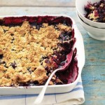 Recipe Box: Blueberry Crisp