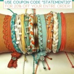 Statement Jewelry: Support Charity Through Fashion