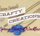 Crafty Creations: DIY Statement Necklace