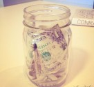 Slim Tip: Keep a Motivational Money Jar!