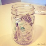 Fit Tip: Keep a Motivational Money Jar!
