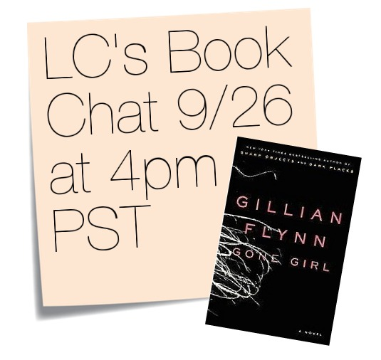 What I Blog About When I Blog About Books Notd Girl On: Book Club: RSVP To My Live Book Chat