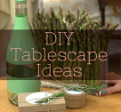 Crafty Creations: Earthy Tablescape