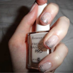 Chic of the Week: Stacie's Sparkly Mani
