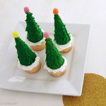 Sweet Tooth: Christmas Tree Cupcakes