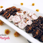 Recipe Box: Dipped Pretzels