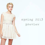 Paper Crown: The Complete Spring 2013 Lookbook