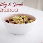 Recipe Box: Healthy & Quick Quinoa