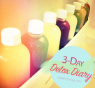 Detox Diary: My 3-Day Juice Cleanse
