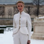Style Note: How to Wear Head-to-Toe White