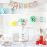 How to Host: A Vintage Inspired Easter Brunch
