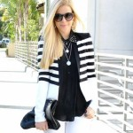 Style Guide: Try the Black & White Trend!
