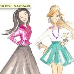 Spring Style: The Skirt Guide