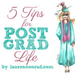 Ask Lauren: I'm Graduating, Now What?