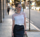 Chic of the Week: Kier's City Girl Style