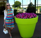 Chic of the Week: Grete's Summer Brights