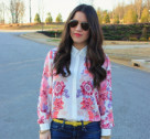 Chic of the Week: Katherine's Spring Florals