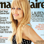 Here & There: My Marie Claire Cover
