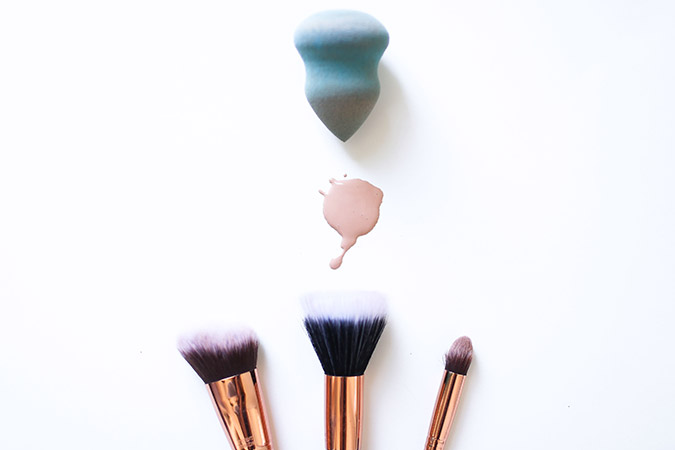 How to clean your makeup brushes on LaurenConrad.com
