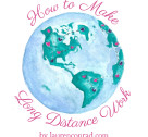 Ask Lauren: How to Make Long Distance Work