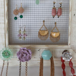 Operation Organize: DIY Jewelry Frame
