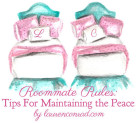 Roommate Rules: 3 Tips for Maintaining the Peace