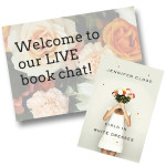 Book Club: My LIVE Girls in White Dresses Chat Is Today!