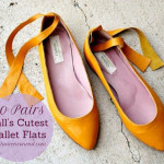 Style Guide: 10 Cute Ballet Flats for Fall
