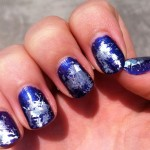 Chic of the Week: Carrie's Galaxy Nails