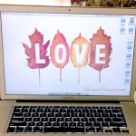 Inspired Idea: Fun Fall Backgrounds + A Giveaway